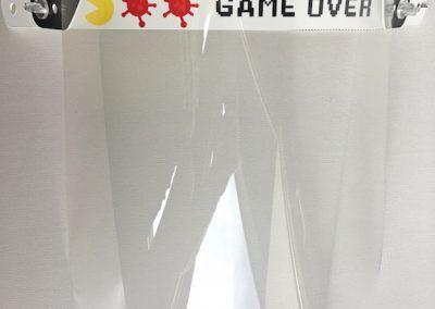 Motiv 8 - Game over